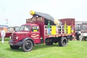 Lowcock's Lemonade Bedford Delivery Truck