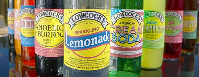 Lowcock's Lemonade Flavors