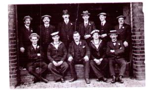 Walter Joseph Lowcock - Factory