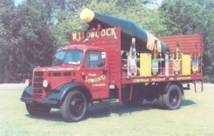 Lowcock's Lemonade Truck - On Display