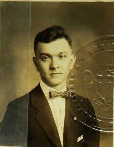 Henry Lowcock Jr (b. 1894 - d. 1945)