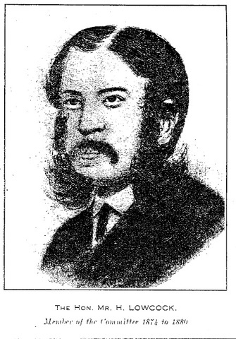 Henry Lowcock
